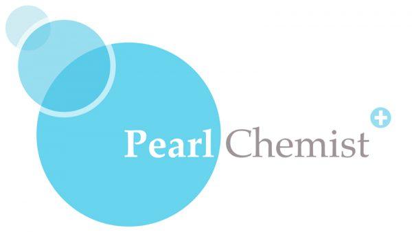 PEARL CHEMIST LOGOS x 3 copy