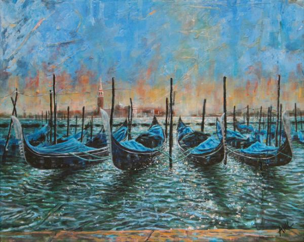 Venice, The Four Brothers, Quattro fratelli